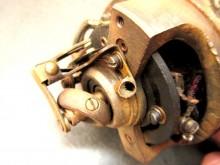 Motor für Flachriemen mit Drehzahlregler (C18158)