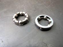Kugelhalter 2 Stk. Kugelring Type A4-F20 DDR Fahrrad Diamant (C20572)