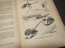 KFZ- und Verkehrskunde Fachbuch DDR 1951 (C18226)
