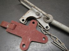 Bordwandverschluss Set IFA Fortschritt Multicar DDR (18232)