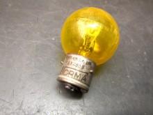 Glühlampe Norma gelb 6 V 60 W (18284)