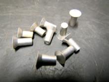 Senkkopf Niet 3,5x6mm 10 Stück Alu (C20962)