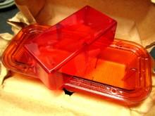Rückleuchte Kappe Glas CT5 Klappfix (C20969)